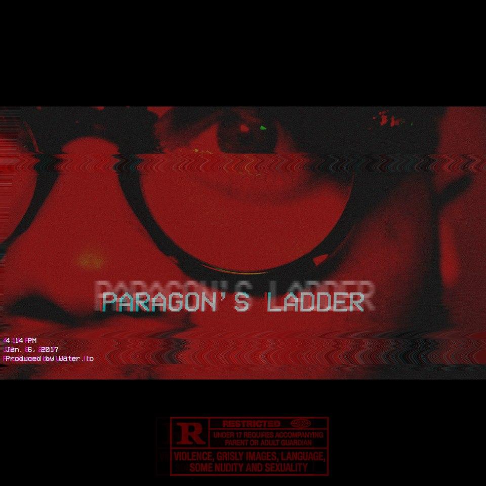 Hakeem Paragon Paragon's Ladder album cover art basement made