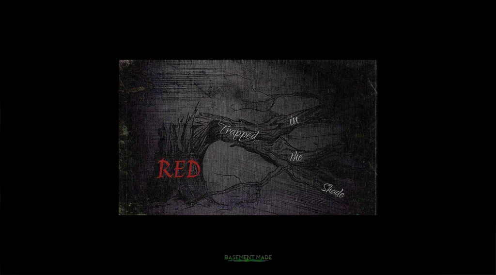 RED Trapped In The Shade Trapo challenge cover art basement made