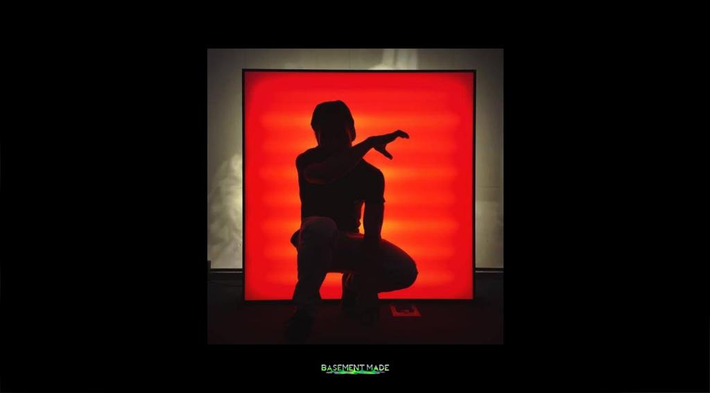 eric bitoy beatz dancer producer chicago footworking album art basement made