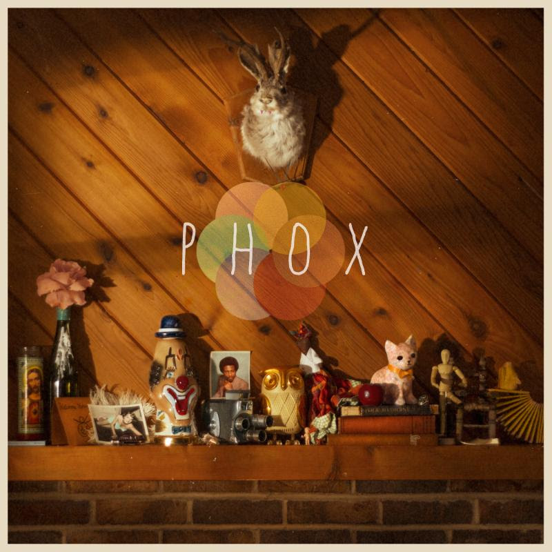 phox album cover art basement made