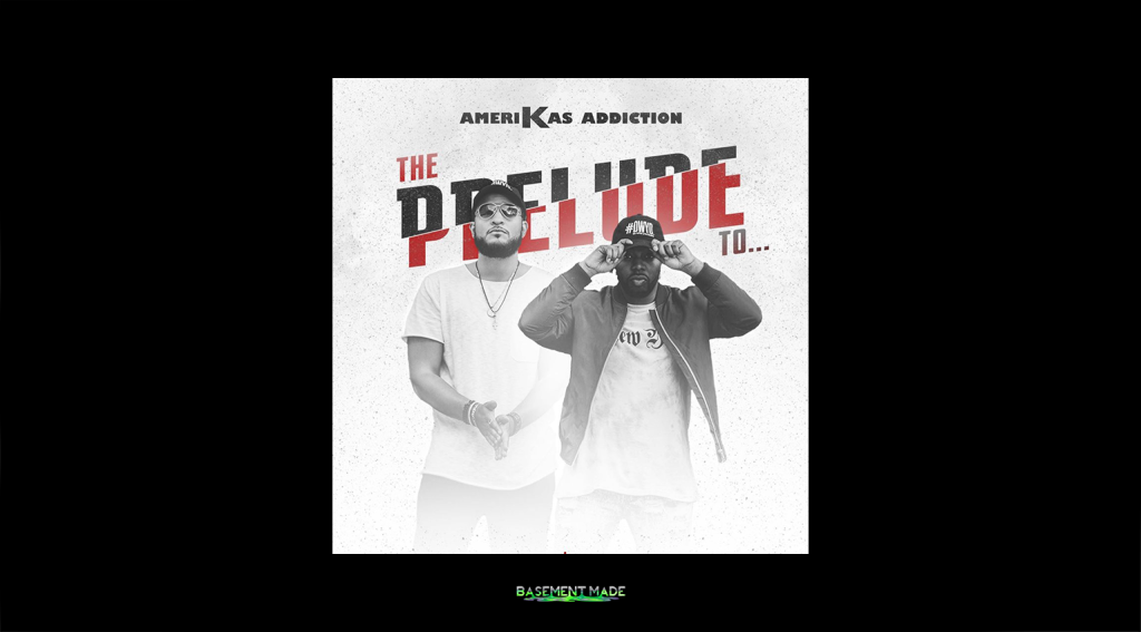 amerikas addiction the prelude to ep cover art basement made