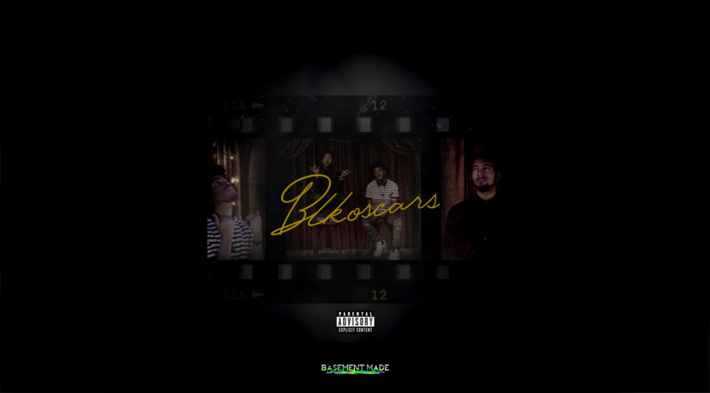 smino blkoscars cover art basement made