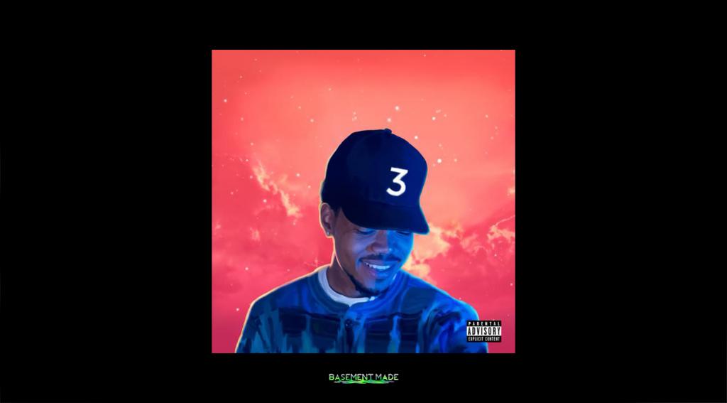 Chance The Rapper Crafts Brilliant Coloring Book Album