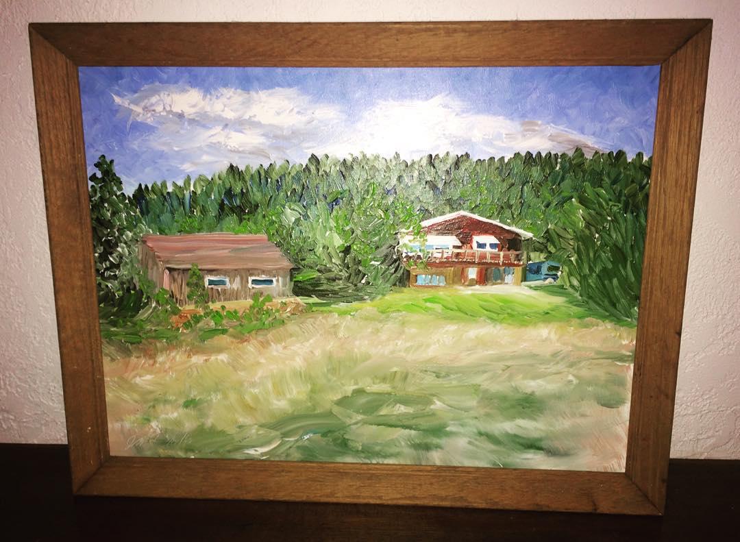 chrissys-painting-of-the-farm-in-deerfield-wi-12362631_970560566359305_1014877574_n